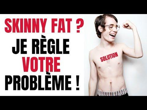 SKINNY FAT ?  Je RÈGLE VOTRE PROBLÈME !