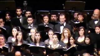 O Fortuna (finale) da Carmina Burana - Musica di Carl Orff
