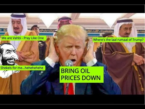Saudi Will Pay For The Oil Prices! Venezuela Will Ensure It! Oil Prices To Hit $100 PB