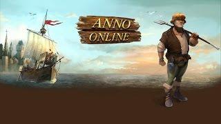 Anno online #01 Регистрация, обзор, игра