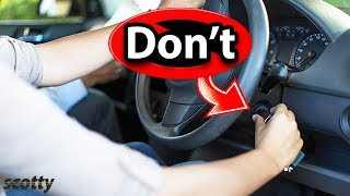 5 Things You Should Never Do to Your Car