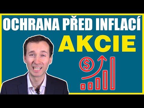 Inflace v ČR nad 3 %: Akcie jako nejlepší ochrana? Dost možná ano.