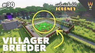VILLAGER TAK TERBATAS! - Minecraft Indonesia #30