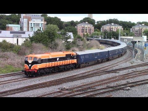 Belmond Grand Hibernian train - August / October 2017