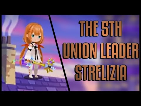 Meet the 5th Union Leader, Strelizia! Kingdom Hearts Union x[Cross] Story Update! August 11th, 2017