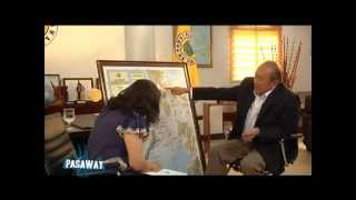 Palawan Governor Jose Alvarez explains why he is the richest elected official in the country