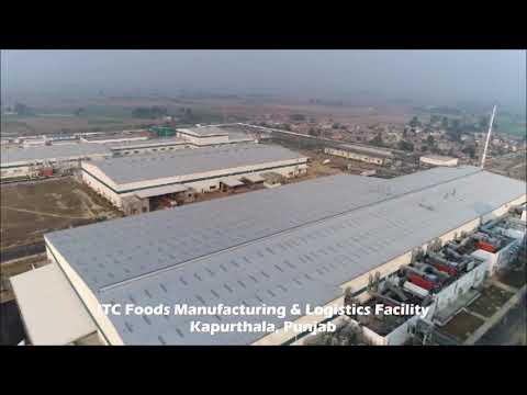 ITC Foods Manufacturing & Logistics Facility, Kapurthala, Punjab