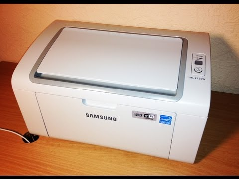 SAMSUNG MONOCHROME LASER PRINTER ML-2165 DRIVERS (2019)