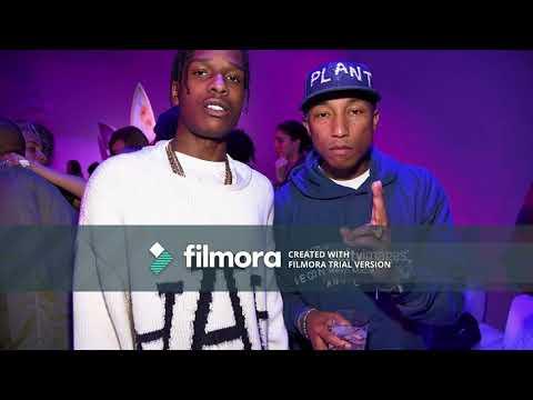 Hear Me Pharrell Ft.A$ap Rocky Intsrumental