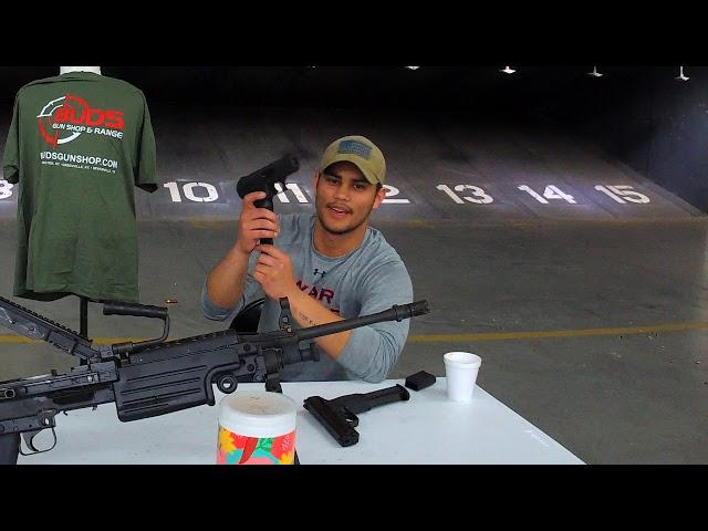 Guns, Bullets & Beyond - Range Etiquette