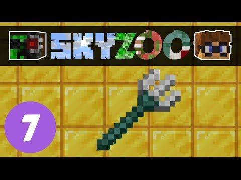 Sky Zoo #7: Midas Touch | Minecraft SkyBlock1.14