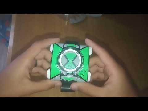 UNBONXING Omnitrix season 3 | Ben 10 Reboot