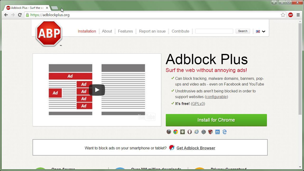 adblocker chrome