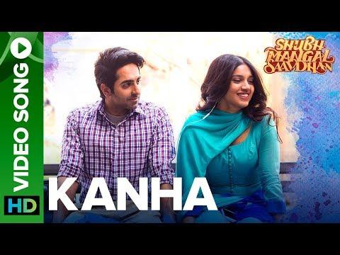 Kanha - Video Song | Shubh Mangal Saavdhan | Ayushmann & Bhumi Pednekar| Tanishk - Vayu | Shashaa