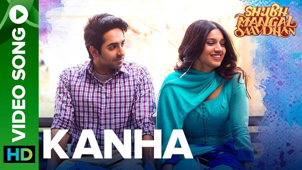 Download Kanha - Video Song | Shubh Mangal Saavdhan | Ayushmann & Bhumi Pednekar  | Tanishk - Vayu | Shashaa
