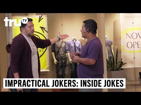 Impractical Jokers: Inside Jokes  Sal's Missing Wife  truTV