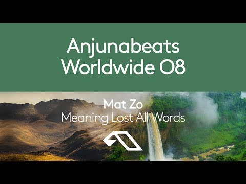 Mat Zo - Meaning Lost All Words (Preview)