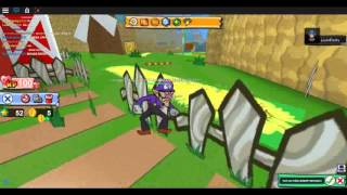 Roblox| Super paper mario| SPREAD THE WAA!| THE WAA INVASION!|