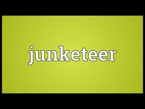 Header of junketeer