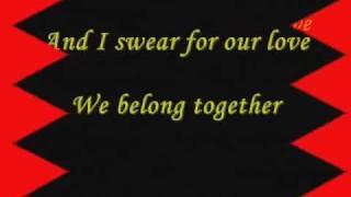 Dewa 19 -Swear- (Lyrics)