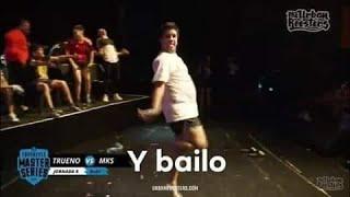 Brutal MINUTAZO Mks vs Trueno   Final Fms Argentina   Descenso de Trueno - Basura, y bailo