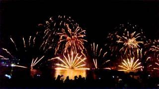 Jumeirah Beach Residence Dubai Firework - New Year 2016