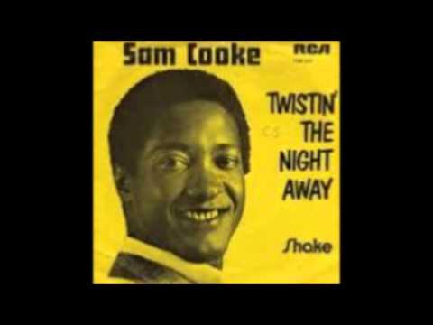 "Sam Cooke ""Twistin' The Night Away""  1962  RCA Records"