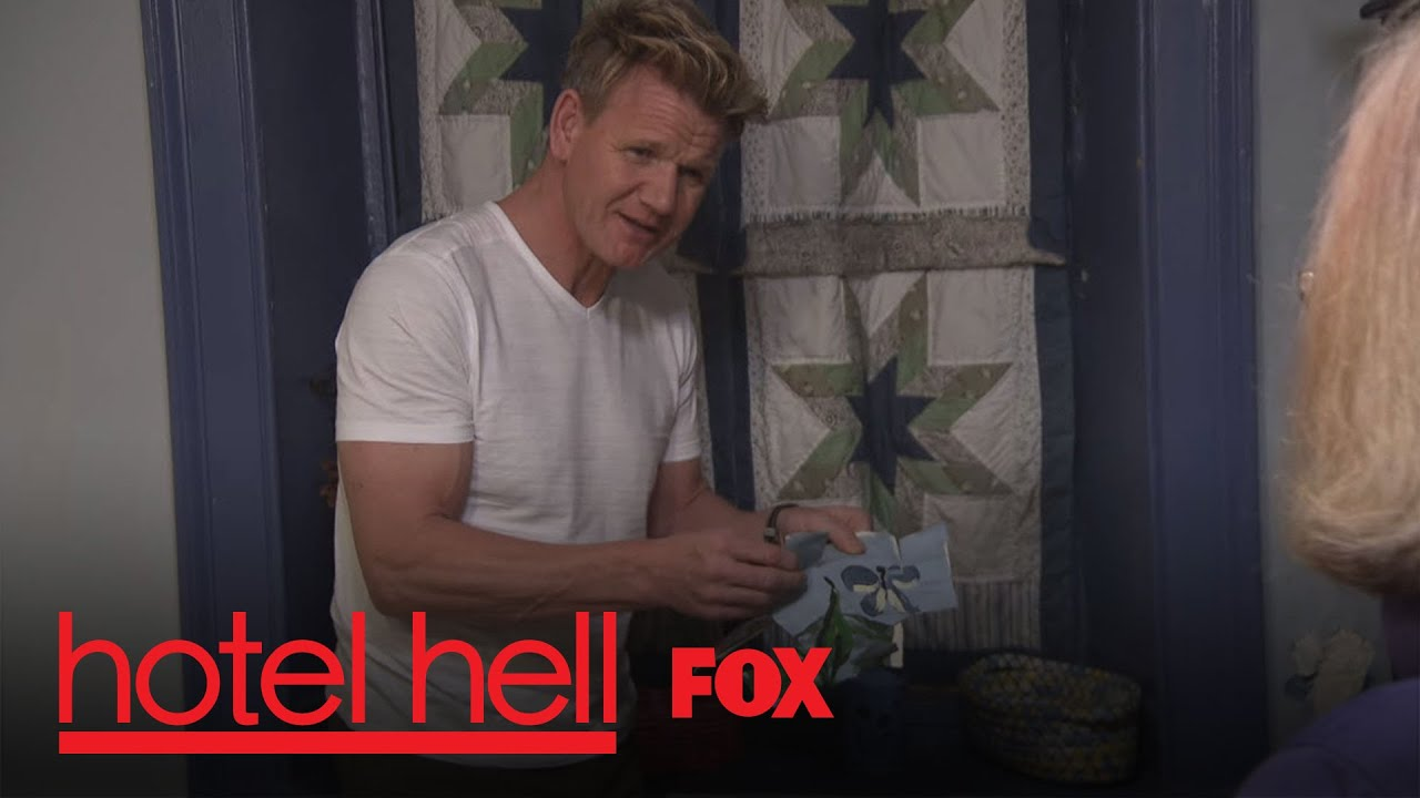 What A Nightmare | Season 3 Ep. 3 | HOTEL HELL - YouTube