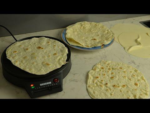 mais tortillas selber machen