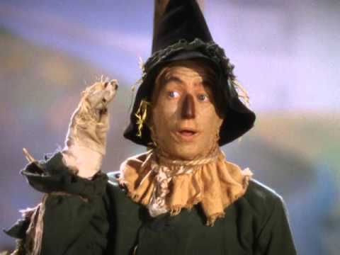 The Scarecrow Wizard Of Oz Youtube