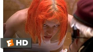 Leeloo Escapes - The Fifth Element (2/8) Movie CLIP (1997) HD