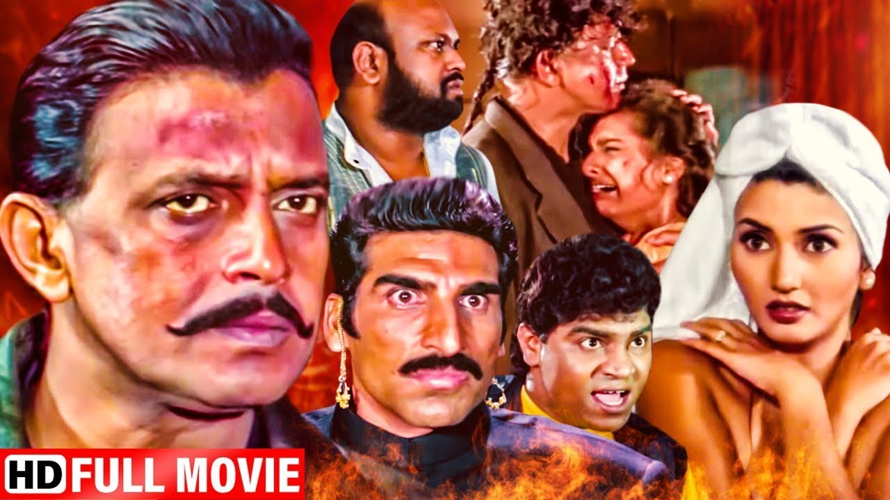 मिथुन चक्रवर्ती की सबसे भयानक मूवी - BLOCKBUSTER BOLLYWOOD ACTION MOVIE - Hindi Movies