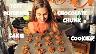 Pumpkin Cookies - Teffinitely The World's Best Recipe!