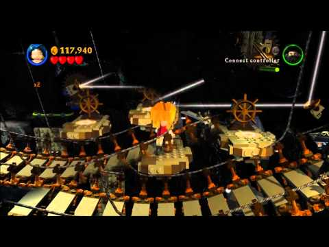 Smuggler's Den Bottle Locations Guide for LEGO Pirates of the Caribbean