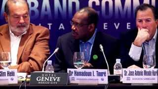 Dr. Hamadoun I. Touré, Secretary - General, ITU, speech at the 7th Broadband Commission Meeting