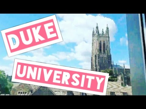 TOURING DUKE UNIVERSITY!! | North Carolina Day 5