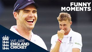 Funniest Cricket Moments EVER in England! | Don\'t Laugh! | Part 1