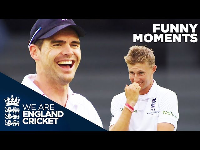 Funniest Cricket Moments EVER in England!   Don't Laugh!   Part 1