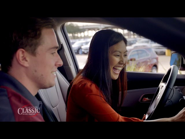 Susan Ly - Classic Chevy Sugar Land Equinox commercial