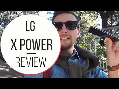 Scaricare LG X Power in un giorno? | Recensione