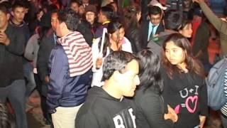 SENSACIONALES DEL ANDE - CHARAPITA cajacay