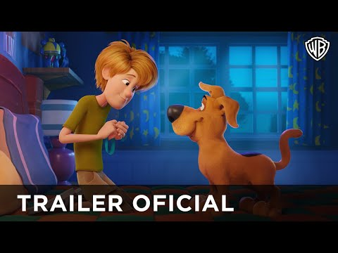 ¡SCOOBY!  - Teaser Trailer Oficial