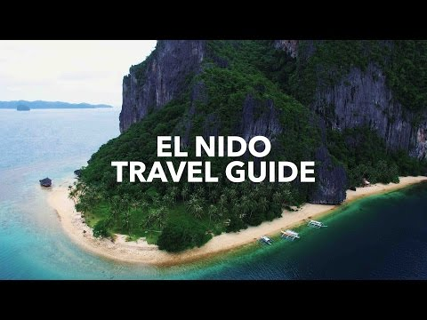 A Quick Travel Guide to EL NIDO