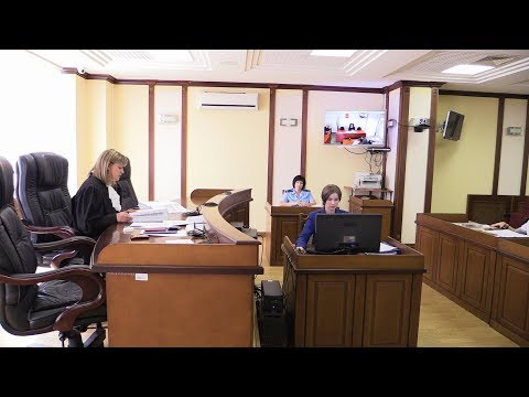 2018 09 РЕПОРТАЖ Электронное Правосудие в Белгороде