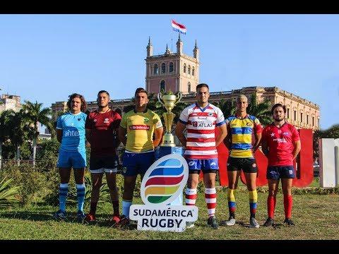 Sudamericano 6 Naciones A de Rugby