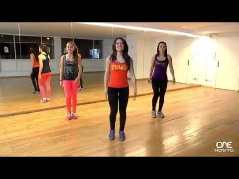 Zumba dance exercise for beginner