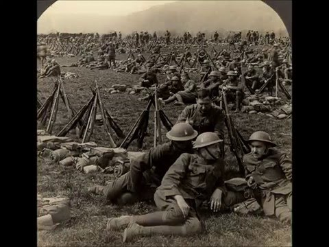 3D Stereoscopic Photographs of American Troops During the Occupation of the Rhineland (1918-1923)