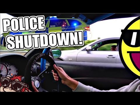 🐒 PETROL VS DIESEL + POLICE SHUT DOWN!