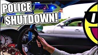 🐒 PETROL VS DIESEL + POLICE SHUT DOWN!