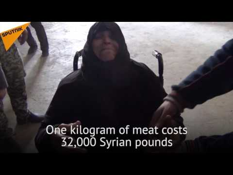 93-Year Old Syrian Woman Describes Her Life in Besieged Kefraya